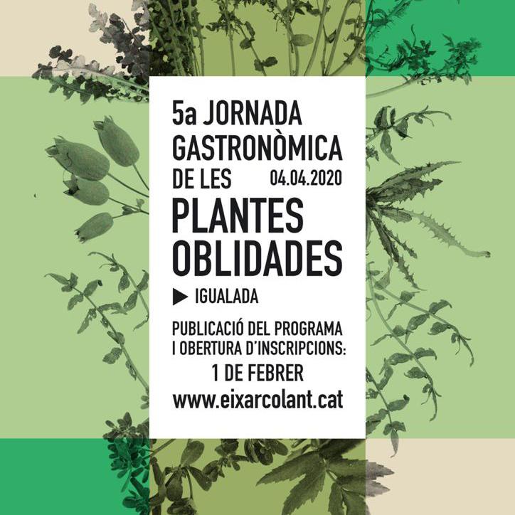 Jornada gastronomica de les plantes oblidades
